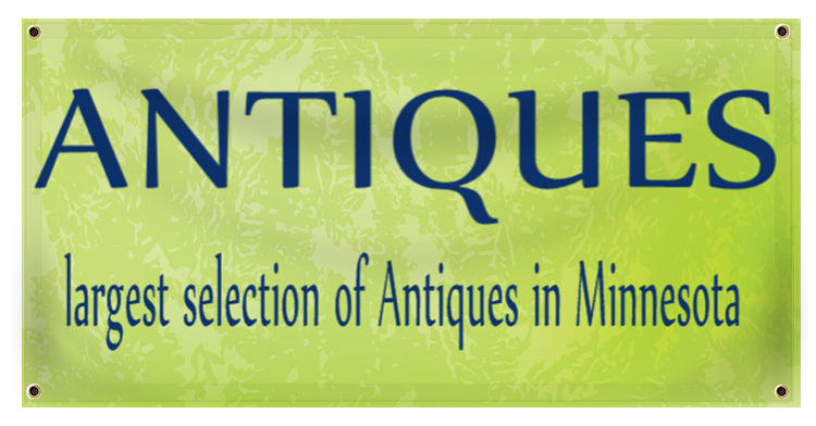 Antique Store Banner Ideas | LawnSigns.com