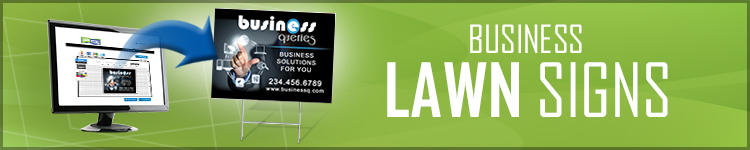 Business Lawn Signs | LawnSigns.com