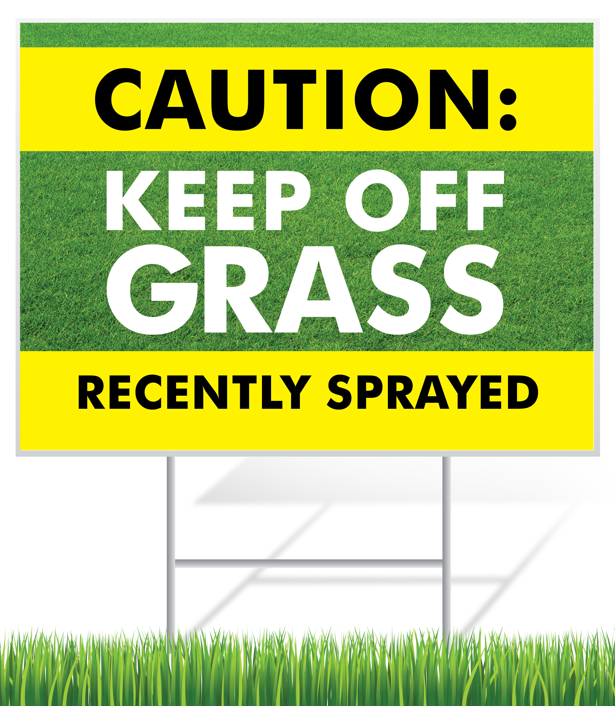 Lawn Care Lawn Signs | LawnSigns.com