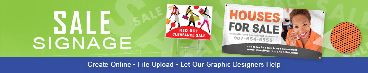 Sale Signage Ideas | LawnSigns.com
